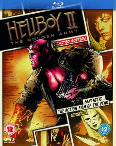 Hellboy II: The Golden Army - Reel Heroes Edition