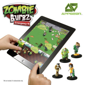 Zombie Burbz for iOS and Android by AppGear - Services