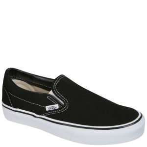 Vans Classic Slip-on Trainer - Black