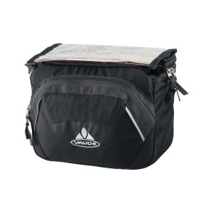 VAUDE Road I Pannier - Black/Anthracite
