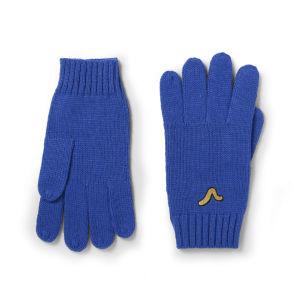 Voi Herren Fire Gestrickte Handschuhe - Cobalt