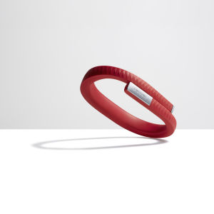 Up By Jawbone Sleep and Activity Tracking/Health and Fitness Wristband - Red