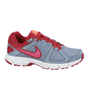 Nike Women's Downshifter 5 Running Trainers - Mesh Grey/Red