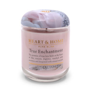 Heart & Home True Enchantment - Large Jar Candle