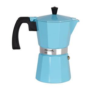 Pantone 6 Cup Coffee Percolator - Vintage Blue