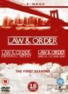 Law And Order - Season 1 [18DVD]