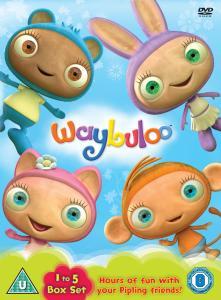 Waybuloo - Series 1-5 Box Set