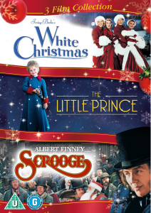 Christmas Triple Pack - White Christmas / The Little Prince / Scrooge