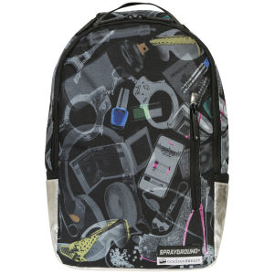 Sprayground Coco & Breezy Lil Deluxe Backpack - Multi