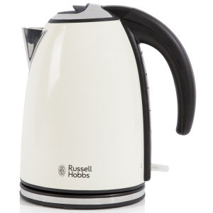 Russell Hobbs 1.7 Litre Jug Kettle - Cream