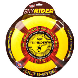 Wicked Sky Rider Ultimate Flying Disc - Yellow