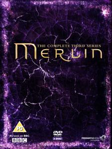 Merlin - Series 3: Complete