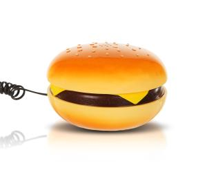 Hamburger Telephone