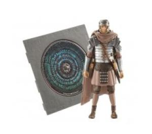 Dr Who Pandorica 5 Inch Action Figure and Audio MP3 CD Collection Roman Soldier