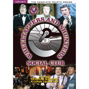 The Wheeltappers and Shunters Social Club: Complete Series 4
