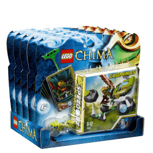 LEGO Legends of Chima: Boulder Bowling (70103)