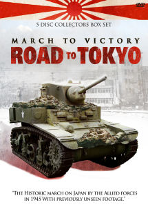 March to Victory: Road to Tokyo