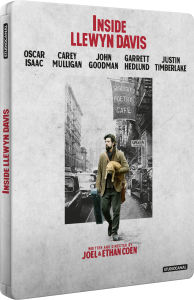 Inside Llewyn Davis - Zavvi Exclusive Ultra Limited Edition Steelbook (UK EDITION)