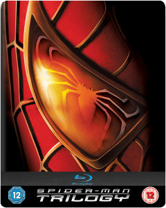 Spider-Man Trilogy - Steelbook Edition (UK EDITION)