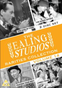 The Ealing Studios Rarities Collection