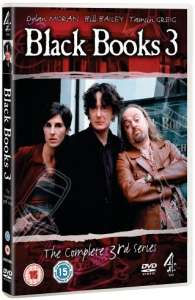 Black Books - Series 3