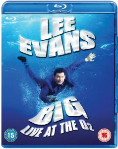 Lee Evans - Big- Live At The O2