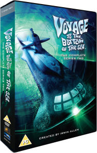 Voyage To The Bottom Of The Sea - Seizoen 2 - Compleet
