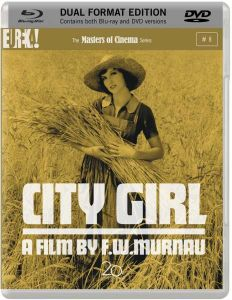 City Girl [Masters of Cinema] Dual Format Editie (Blu-ray en DVD)