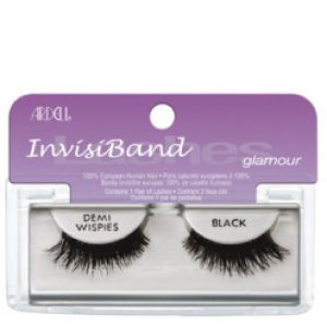 ARDELL INVISIBAND LASHES BLACK - DEMI WISPIES