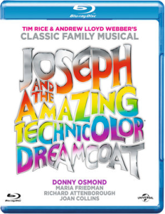 Joseph and Amazing Technicolor Dreamcoat