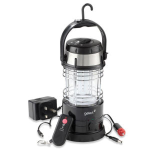 Gelert Rechargeable Lantern with Remote Control