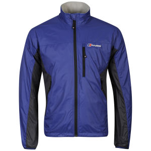 Berghaus Men's Tyree PERTEX®  Jacket - Blue/Dark Grey