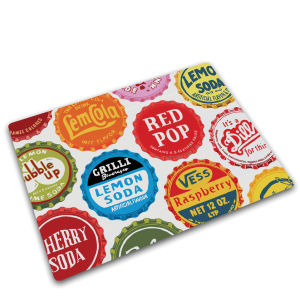 Joseph Joseph Bottle Tops Chopping Board - 30 x 40 cm
