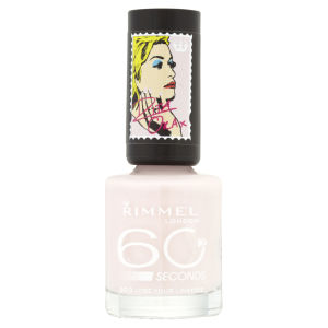 Rita Ora for Rimmel London 60 Seconds Nail Polish - Lose Your Lingerie