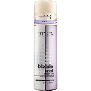 Acondicionador pelo rubio Redken Blonde Idol Custom-Tone Violet Conditioner (196ml)