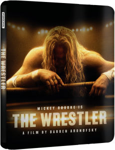 The Wrestler - Zavvi Exclusive Limited Edition Steelbook (Ultra Limited Print Run)