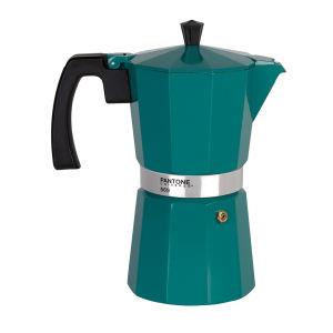 Pantone 9 Cup Coffee Percolator - Emerald Green