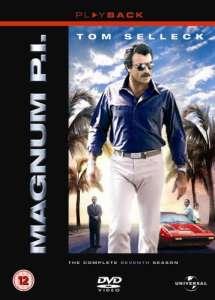 Magnum P.I. - Seizoen 7 - Compleet