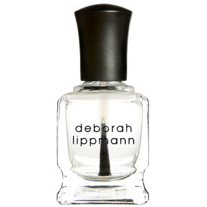 Base fortalecedora Hard Rock Deborah Lippmann y Top Coat (15 ml)