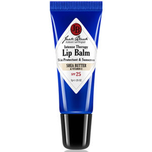 Jack Black Intense Therapy Lip Balm med sheasmör och E-vitamin