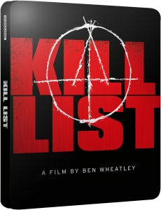 The Kill List - Zavvi Exclusive Limited Edition Steelbook (Ultra Limited Print Run) (UK EDITION)