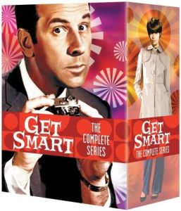 Get Smart - Seizoen 1-5 - Compleet [25 Disc Box Set]
