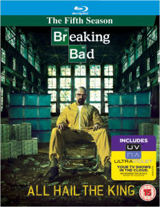 Breaking Bad - Seizoen 5 (Bevat UltraViolet Copy)