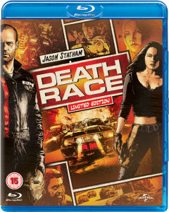 Death Race - Reel Heroes Editie