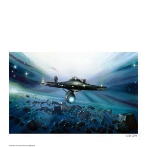 Star Trek Enterprise Bild mit gratis Zitaten Bild