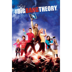The Big Bang Theory Season Five - Maxi Poster - 61 x 91.5cm
