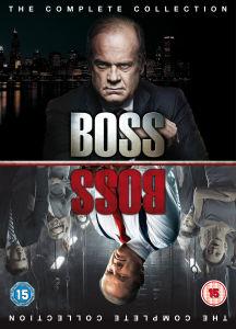 Boss - Seizoen 1 en 2 - Compleet
