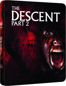 The Descent: Part 2 - Édition Steel Pack Edition