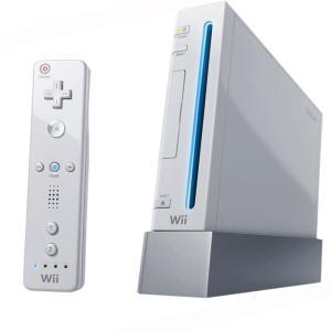 Nintendo Wii Console [White] - EU Plug