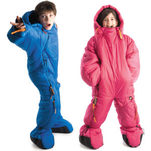 Kids SelkBag (MusucBag) Sleeping Bag Suit
